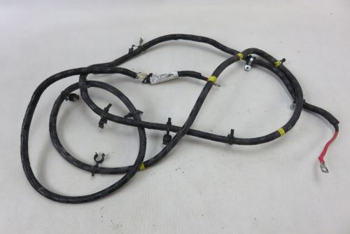 small resolution of 2011 lotus evora positive stud to fusebox stud battery cable b132m0004f