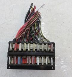 450sl fuse box [ 1600 x 1069 Pixel ]