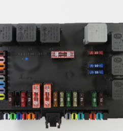 09 mercedes s63 w221 s550 fuse relay box sam module 2215405950 s auto parts [ 1600 x 1068 Pixel ]