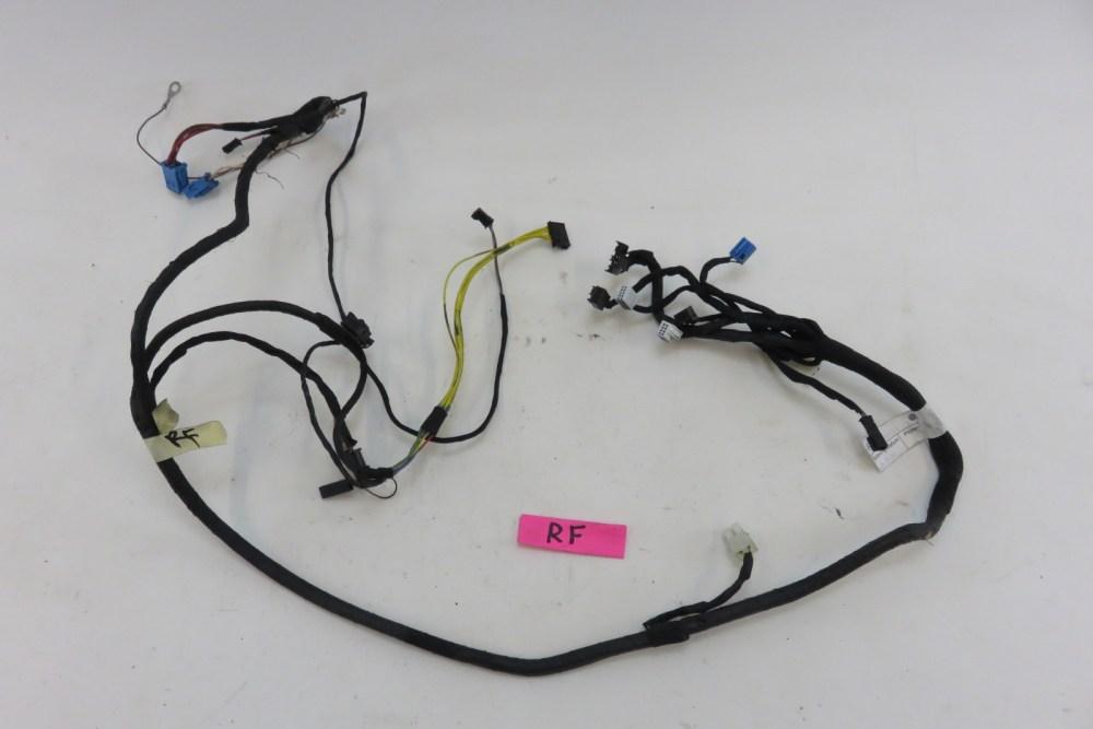 medium resolution of mercedes w463 g500 g55 wiring harness door right front 4635407206