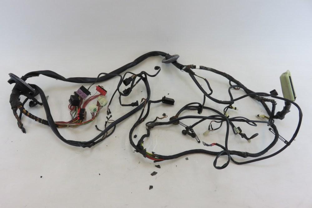 medium resolution of 91 porsche 911 964 c2 wiring harness front end