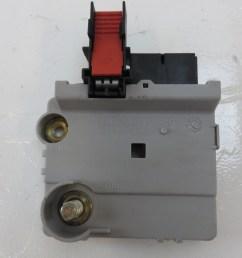 mercedes w220 s430 s500 junction box fuse link rear 0005404750 s auto parts [ 1600 x 1069 Pixel ]