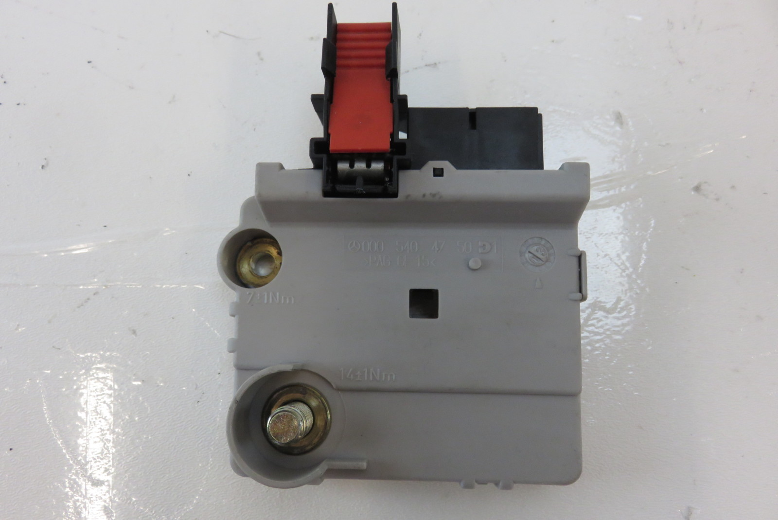 hight resolution of mercedes w220 s430 s500 junction box fuse link rear 0005404750 s auto parts