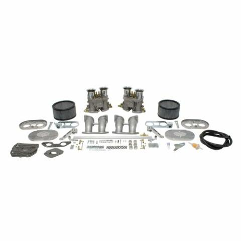 DUAL 40MM D-SERIES CARB KIT, Deluxe Kit For Type 4 VW