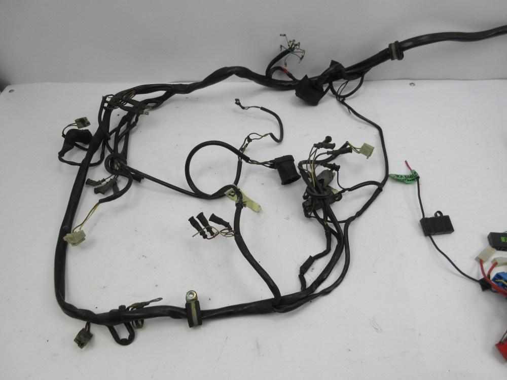 medium resolution of  1978 1986 porsche 928 s 1054 front end engine bay wire wiring harness headlight