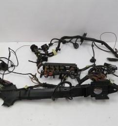 2001 porsche 911 turbo 996 1055 dme ecu engine computer wire wiring harness  [ 3648 x 2736 Pixel ]