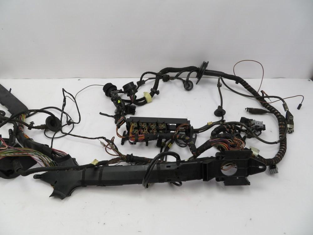 medium resolution of  2001 porsche 911 turbo 996 1055 dme ecu engine computer wire wiring harness