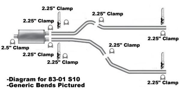[DIAGRAM] 1998 S10 Exhaust Diagram