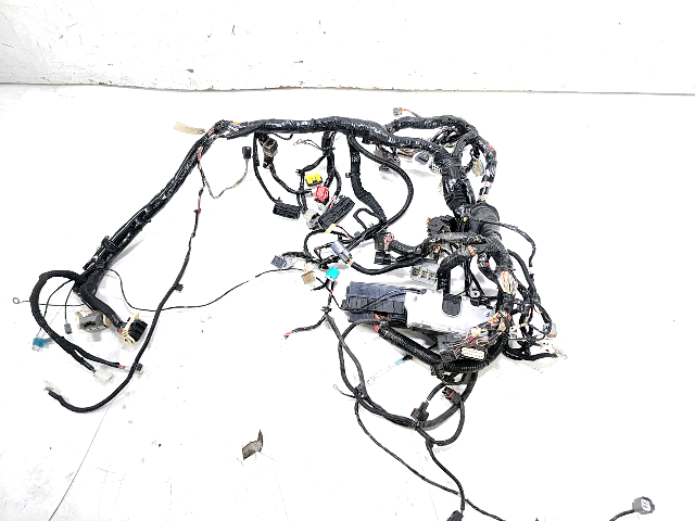 13 Tesla Model S P85 Panoramic Sunroof Wiring Wire Harness