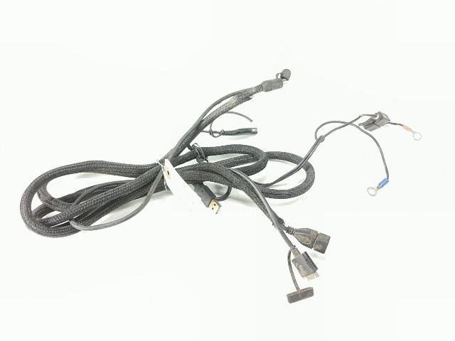 03 Harley Davidson Softail Heritage FLSTC Accessory USB