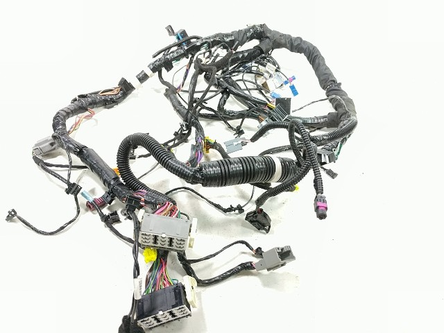 2015 Tesla Model S 70D Instrument Panel Wire Harness Loom