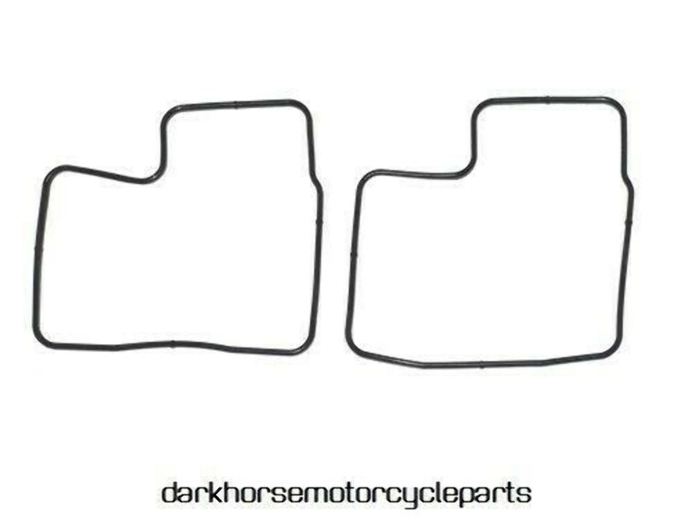 2x Carburetor Float Bowl Gaskets Honda VT500 VT600 VF700