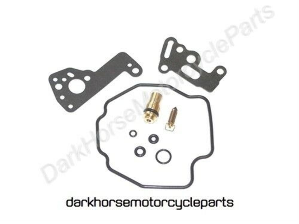 Carburetor Carb Repair Rebuild Kit Yamaha XV535 Virago 90