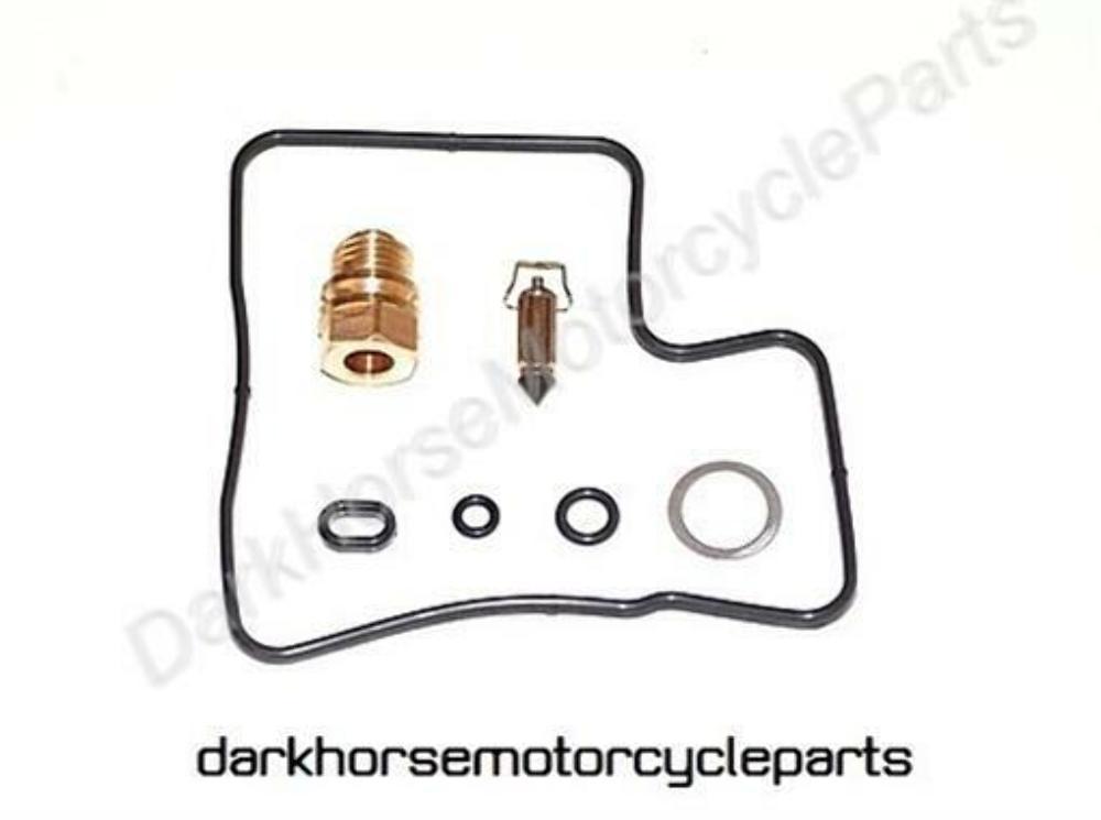 Carburetor Carb Repair Rebuild Kit Honda VT750 Shadow 98