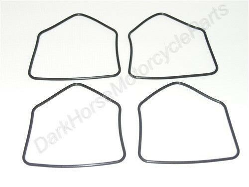 4x Carburetor Carb Float Bowl O-rings Gaskets Kawasaki