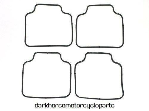 4 Carburetor Float Bowl Gaskets Honda CB550 CB650 CB700