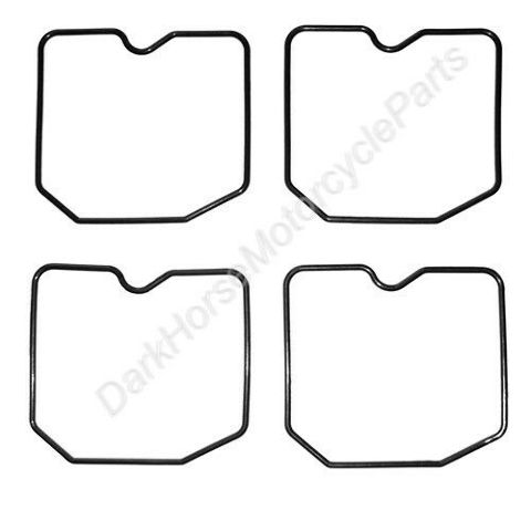 4x Carburetor Carb Float Bowl Gaskets Kawasaki ZR1100