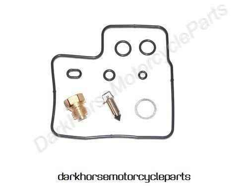 Carburetor Carb Repair Rebuild Kit Honda VT700 VT800