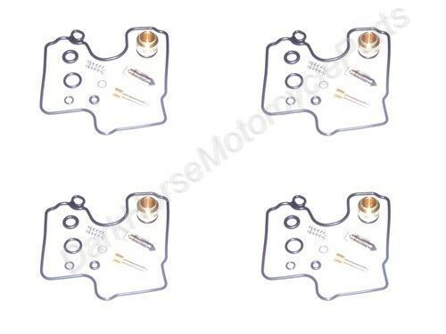 4x Carburetor Carb Repair Rebuild Kits Kawasaki Ninja