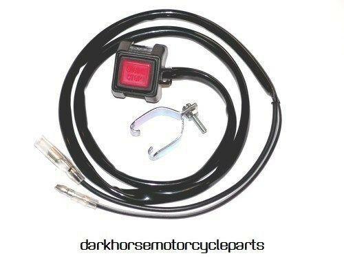 New Kill Switch Yamaha YZ60 YZ80 YZ85 YZ100 YZ125 TT125