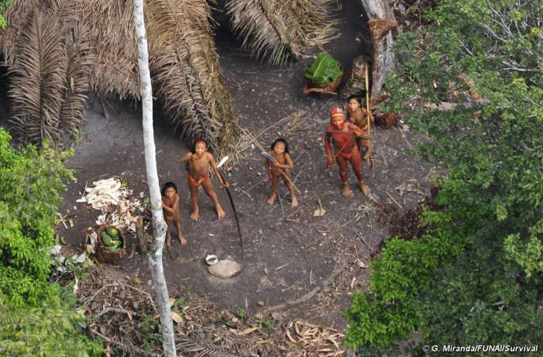 Uncontacted Indians of Brazil
