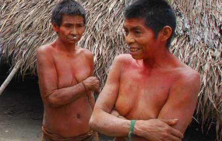 I Nanti sono solo uno degli oltre 15 popoli isolati del Perù