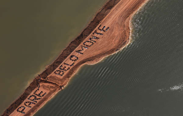 The Belo Monte occupation is the latest in a series of protests over the government's failure to consult with the indigenous population.