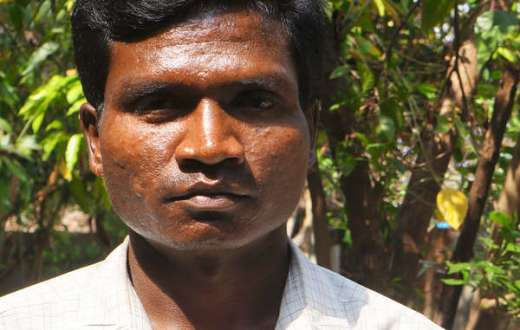 Telenga Hassa's community in Similipal Tiger Reserve is being 'threatened' and 'cheated' into leaving their home.