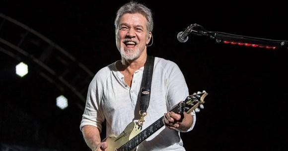 Rocker Eddie Van Halen, Battling Cancer, Celebrates Birthday with First  Posted Photo Since the Summer | SurvivorNet