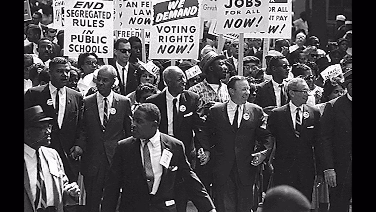 Cold War And Civil Rights Timeline