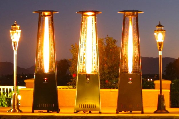 Natural Gas Patio Heaters  Buy Online Sylvane