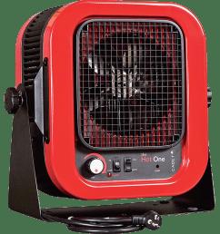 cadet rcp402s the hot one 4000 watt garage heater [ 1000 x 1000 Pixel ]