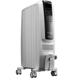 delonghi trd40615 oil filled space heater digital controls [ 1000 x 1000 Pixel ]