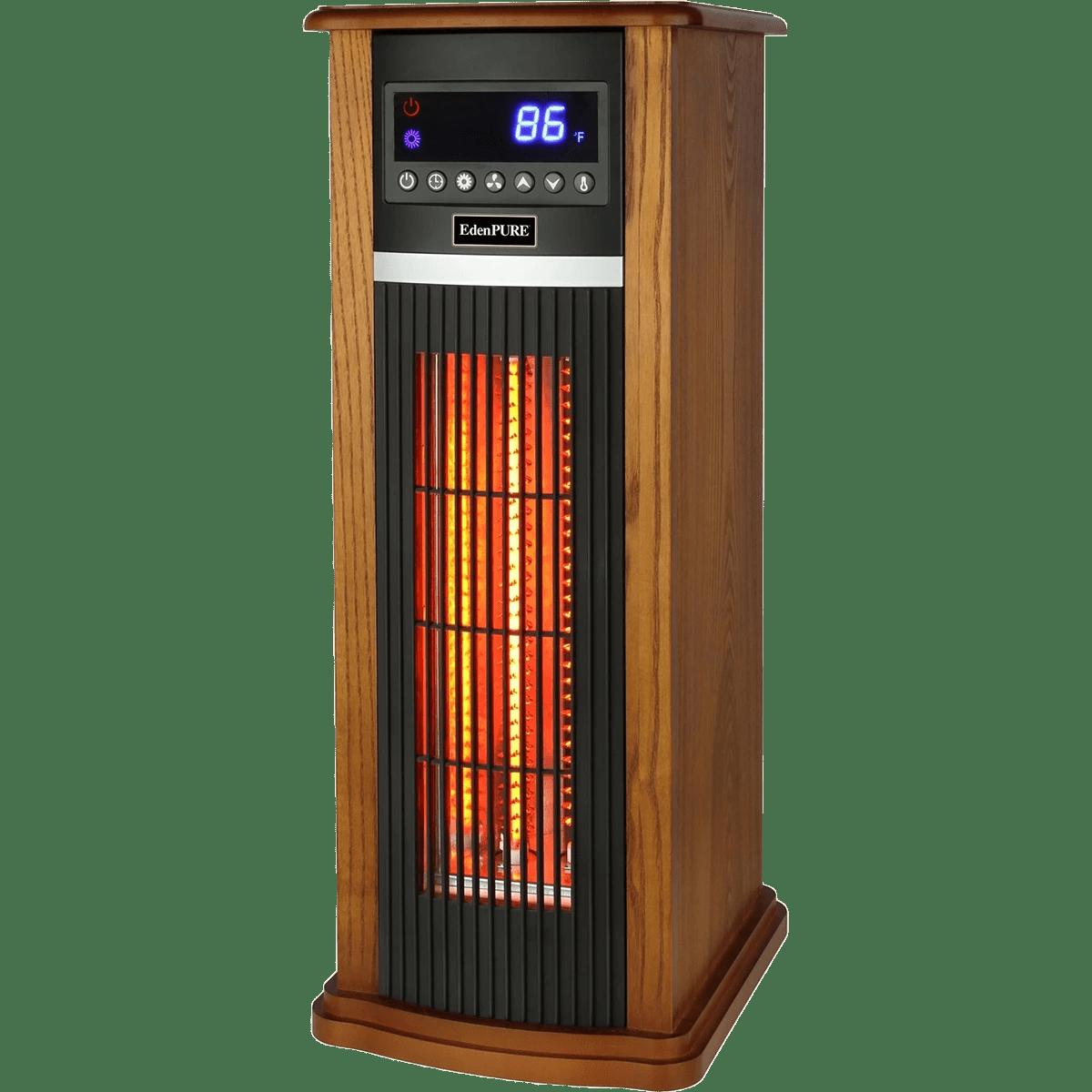 hight resolution of edenpure copper hx w4 tower heater
