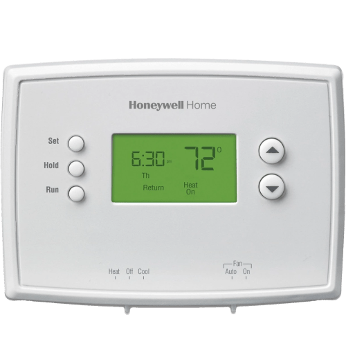 small resolution of honeywell rth2300b1012 5 2 day programmable thermostat