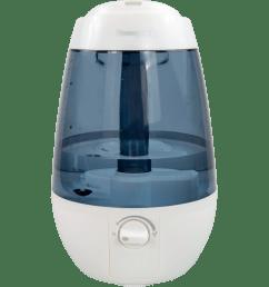 honeywell hul535b ultrasonic cool mist humidifier front [ 1200 x 1200 Pixel ]