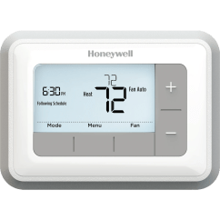 Wiring Diagram For Honeywell Non Programmable Thermostat Math Probability Tree Template T5 7 Day Sylvane