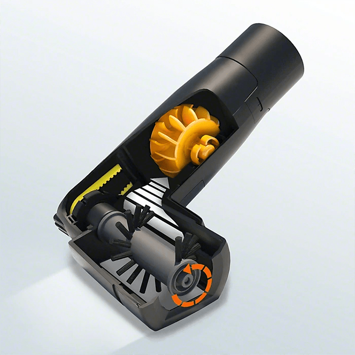 Miele Mini Turbo Brush Graphic