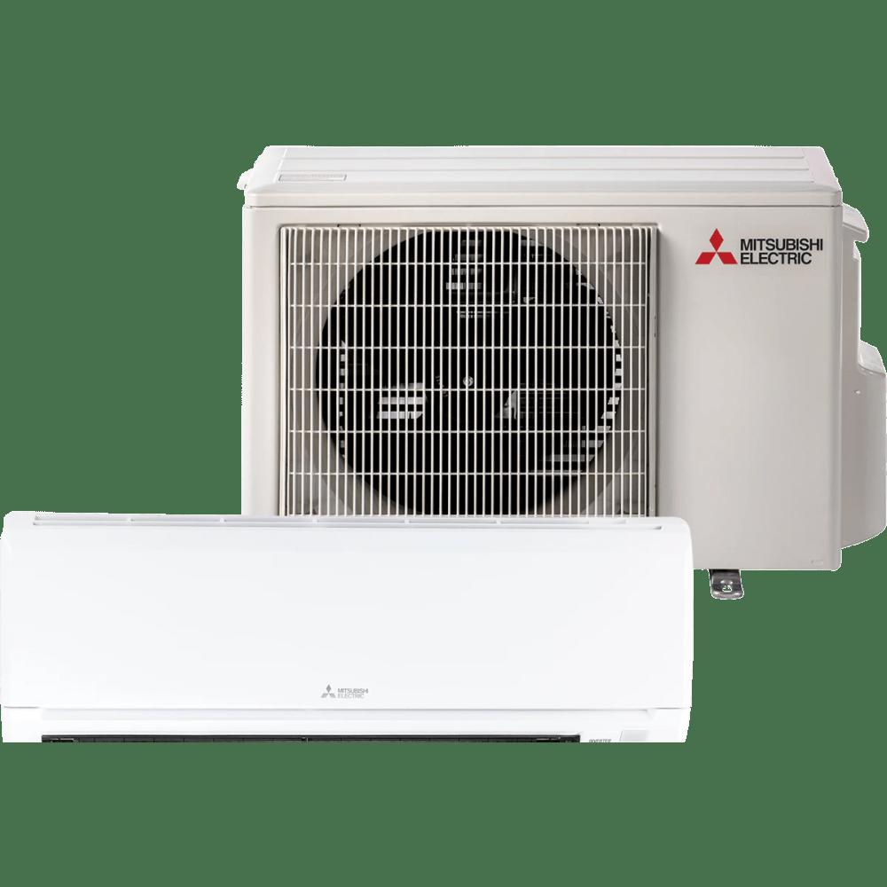 medium resolution of mitsubishi mz gl12na 12 000 btu mini split air conditioner with heat