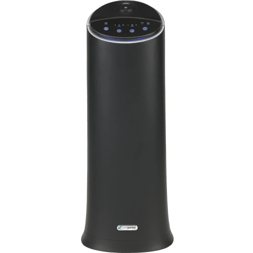 small resolution of pureguardian 100 hour ultrasonic tower humidifier black front