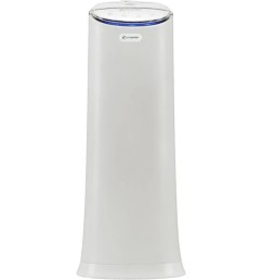 pureguardian 100 hour ultrasonic cool mist tower humidifier w aroma tray front [ 1200 x 1200 Pixel ]