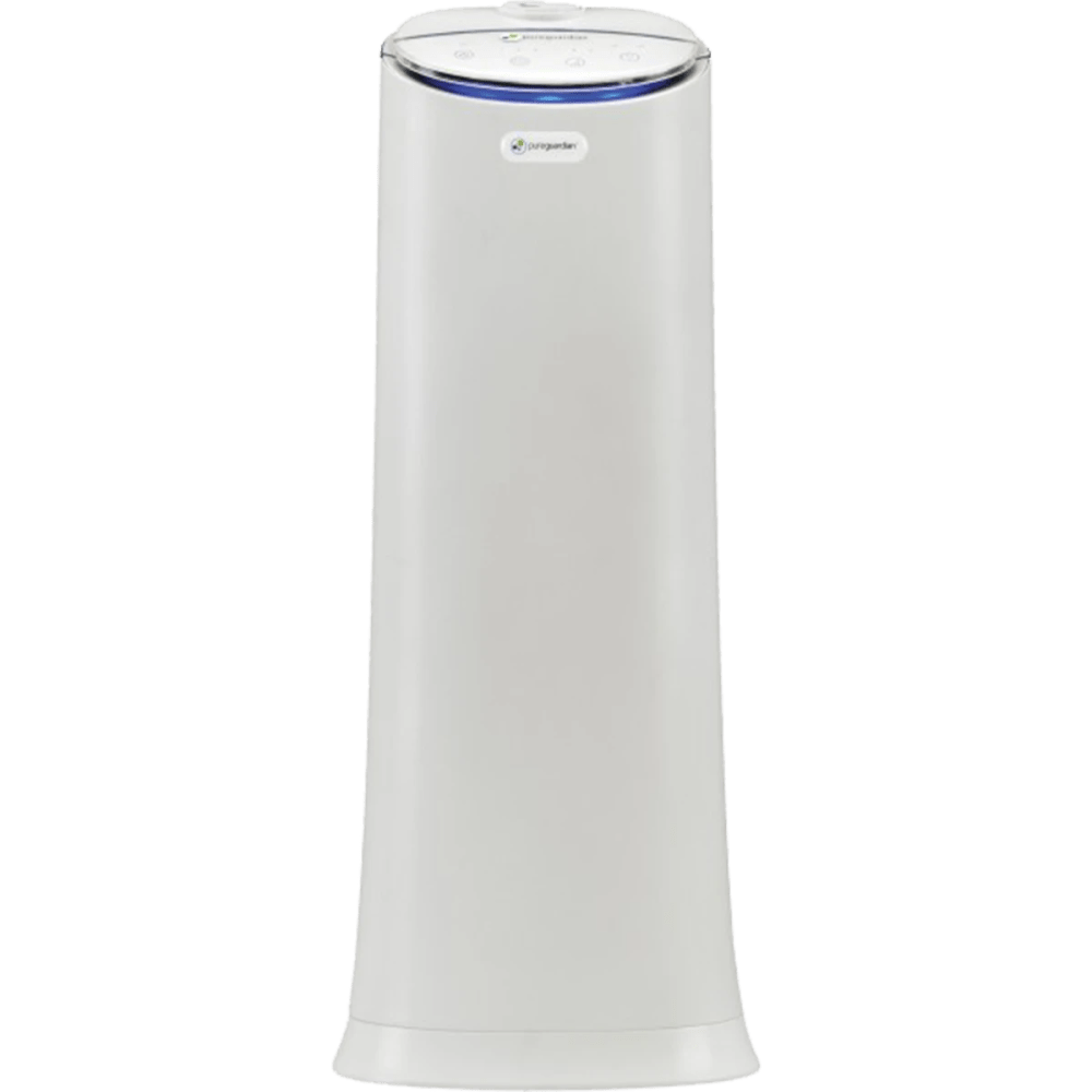 medium resolution of pureguardian 100 hour ultrasonic cool mist tower humidifier w aroma tray front