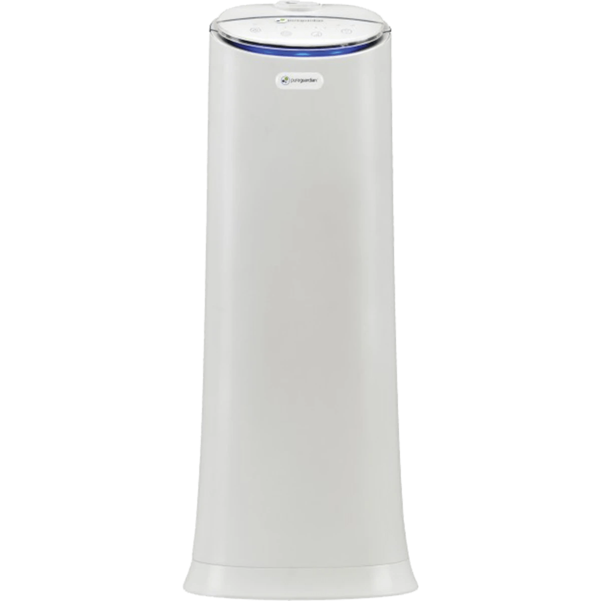 hight resolution of pureguardian 100 hour ultrasonic cool mist tower humidifier w aroma tray front
