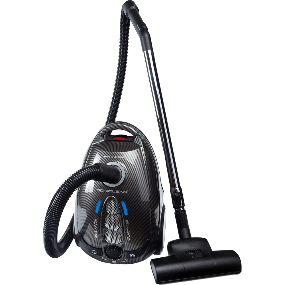 medium resolution of soniclean galaxy 1150 canister vacuum