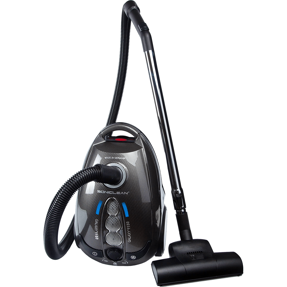 hight resolution of soniclean galaxy 1150 canister vacuum