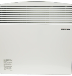 stiebel eltron cns100 1 e 120v 1000 watt wall mounted convection heater [ 1200 x 1200 Pixel ]