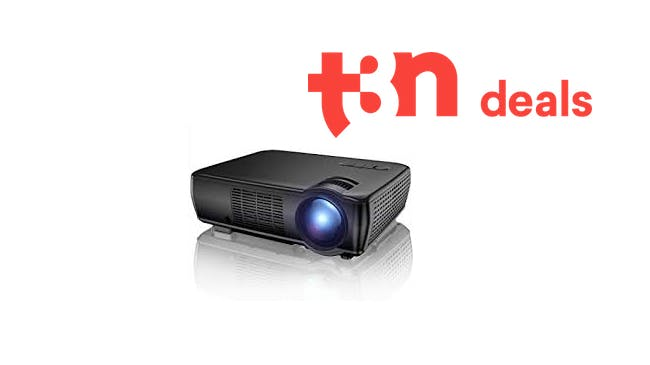 beamer-deal t3n-Deal of the day: Tenker 33-06 projector for 99,79 EUR Technology