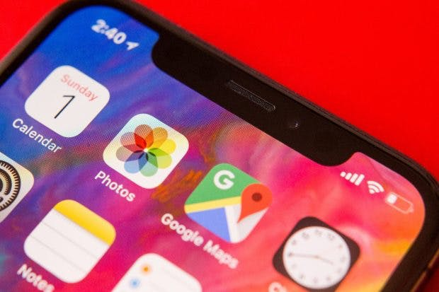 iphone-x-display-notch-620x413 iPhone X: Samsung confirms weak sales Apple Technology