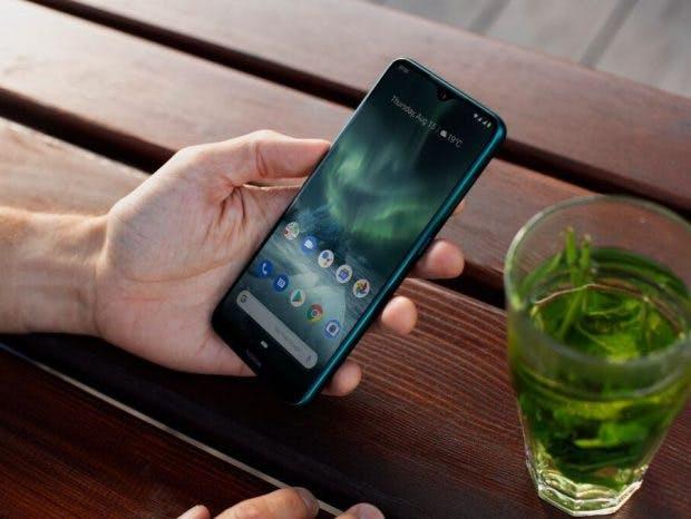 Nokia is 7.2. (Photo: Nokia)