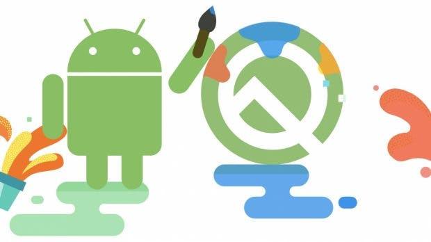 Android 10 Q. (Image: Google)